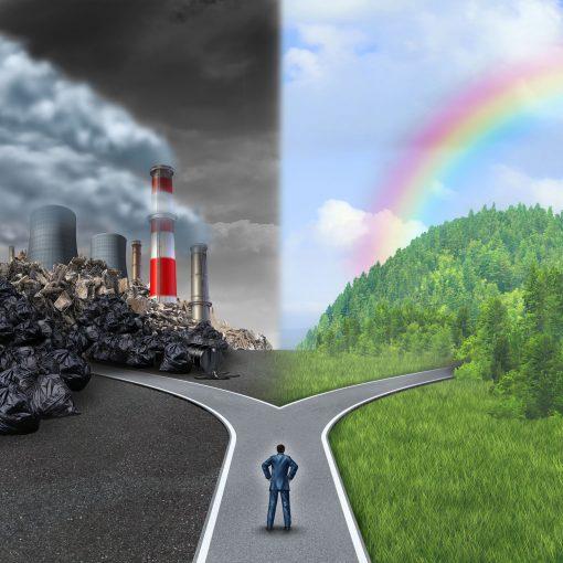 Folge Klimakrise des Green Life Podcasts mit Verena Fulton-Smith