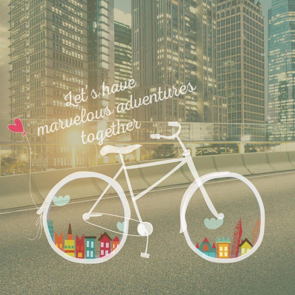 Fahrrad als Klima-Turbo