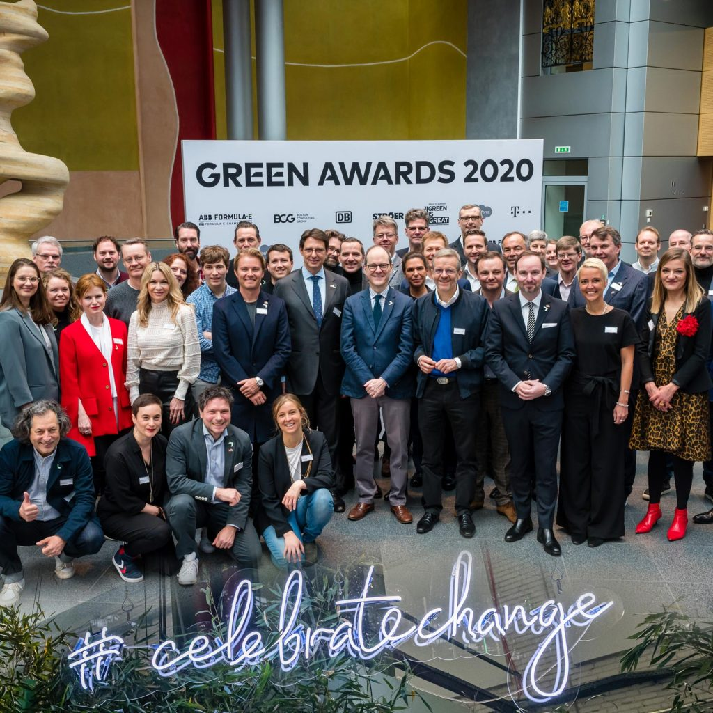 Jury des Greentech Awards
