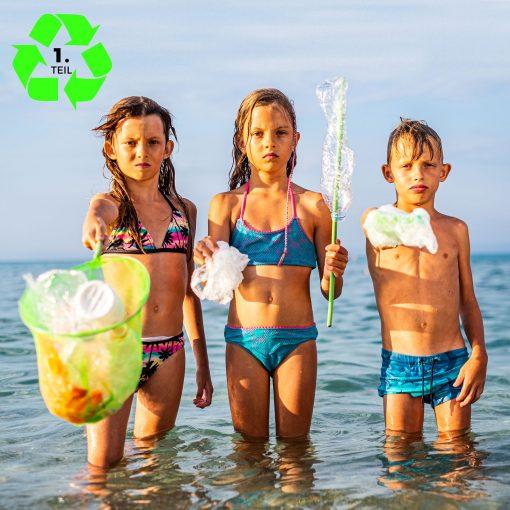 Cover zum Green Life Klimaschutz-Podcast Problemkind Plastikmüll
